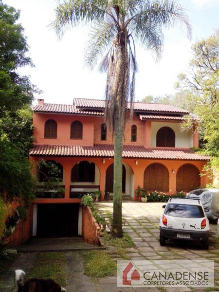Casa 4 Dorm, Vila Nova, Porto Alegre (8955)
