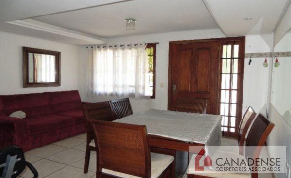 Liberty Houses - Casa 2 Dorm, Cavalhada, Porto Alegre (8973)