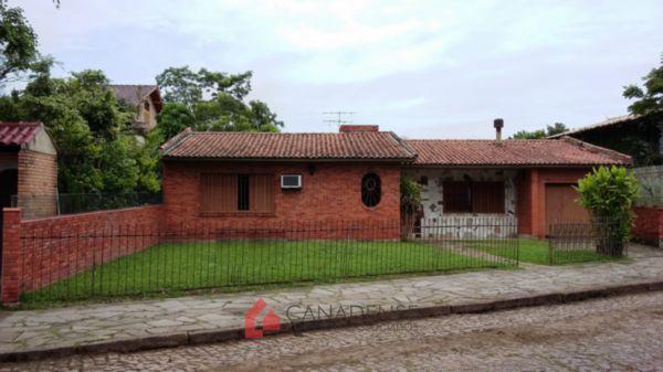 Casa 3 Dorm, Guarujá, Porto Alegre (9070)