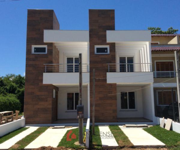 Caminhos do Sol - Casa 2 Dorm, Guarujá, Porto Alegre (9078)