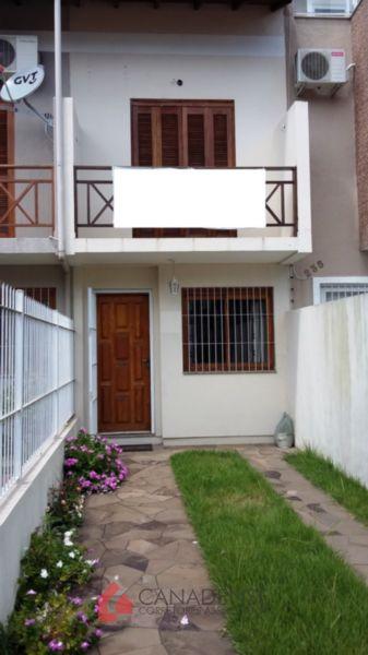 Hípica Boulevard - Casa 2 Dorm, Hípica, Porto Alegre (9136)