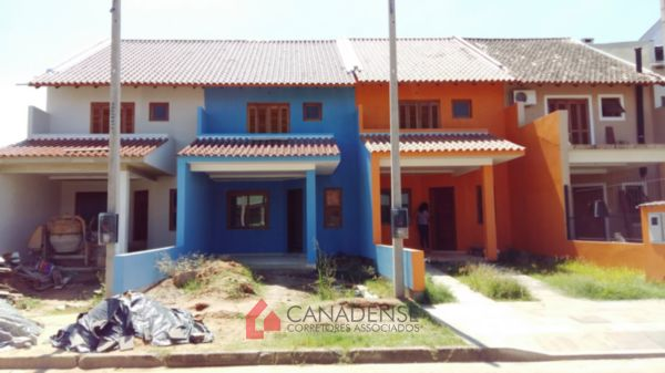 Vivendas de Nova Ipanema - Casa 3 Dorm, Hípica, Porto Alegre (9157)