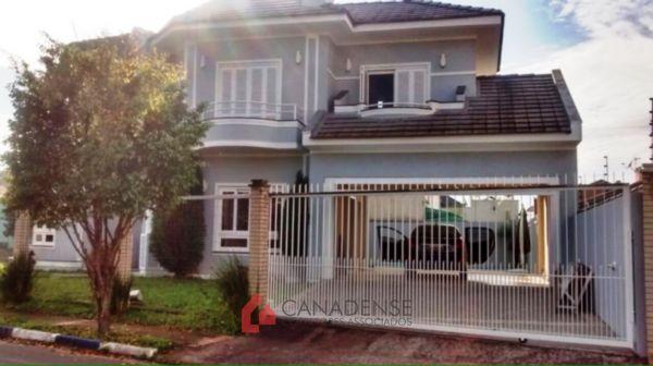 Vale do Sol - Casa 3 Dorm, Parque da Matriz, Cachoeirinha (9228) - Foto 4