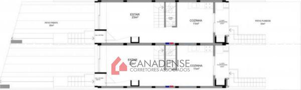 Caminhos do Sol - Casa 3 Dorm, Guarujá, Porto Alegre (9238) - Foto 18