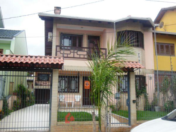 Portal do Guarujá - Casa 6 Dorm, Guarujá, Porto Alegre (9253)