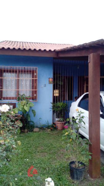 Casa 2 Dorm, Nova Ipanema, Porto Alegre (9295)
