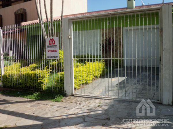 Jardim Verde - Casa 3 Dorm, Ipanema, Porto Alegre (2922)