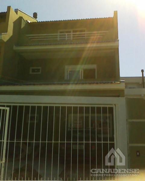 Recanto do Sabiá - Casa 3 Dorm, Ipanema, Porto Alegre (4876)