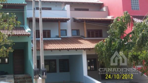 Altos de Santa Rita - Casa 3 Dorm, Ipanema, Porto Alegre (5229)