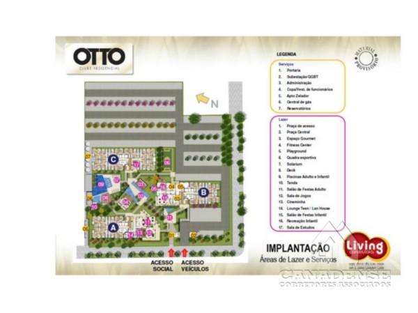 Otto Clube Residencial - Garagem, Camaquã, Porto Alegre (5363) - Foto 2