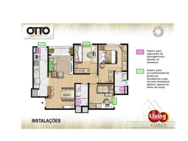 Otto Clube Residencial - Garagem, Camaquã, Porto Alegre (5363) - Foto 5
