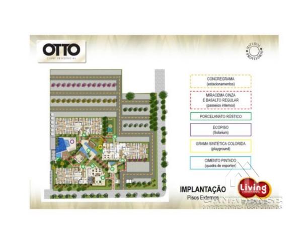 Otto Clube Residencial - Garagem, Camaquã, Porto Alegre (5363) - Foto 8